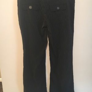 Xhilaration Pants - Women's pin striped slacks